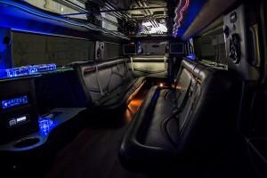18 Passenger Hummer Limo