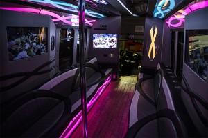 24 Passenger Bus